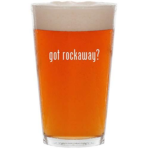 (got rockaway? - 16oz All Purpose Pint Beer Glass)