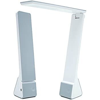Luxe Cordless Eye Friendly Led Desk Lamp Usb Rechargeable