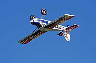 FMS 1400MM Kingfisher (with Wheels Floats Skis Flaps) 5CH RC Airplane Trainer PNP (No Radio, Battery, Charger)