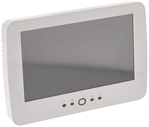 (DSC PTK5507 PowerSeries TouchScreen Security Interface, 7 Inch display)