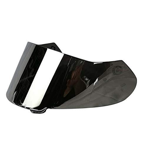 TORC T14B T14 Mako Flag Helmet Full Face Bluetooth Integrated Helmets Shield (Chrome Silver) (Helmet Flag Motorcycle)