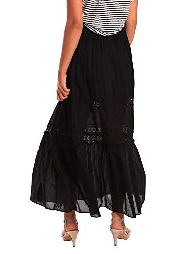 Femmes Gaudi Femmes 811FD75004 811FD75004 Noir Gaudi Femmes 811FD75004 Noir Gaudi Jupe Jupe Jupe qIxAIr