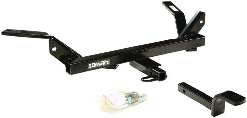 "Draw-Tite 24733 Class I Sportframe Hitch with 1-1/4"" Square Receiver Tube Opening"