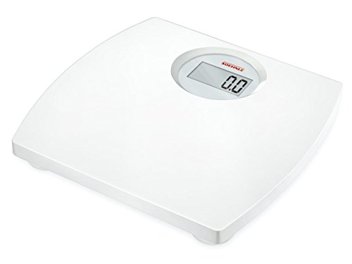 Soehnle Classic Gala XL Digital Bathroom Scales With Extra Large LCD Screen 63165