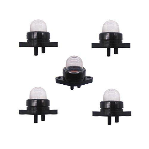 NIMTEK 5 Pack Carburetor Primer Bulb Pump 188-513 for Poulan 530071835 Chainsaw Walbro