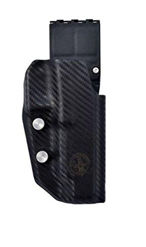 Black Scorpion Outdoor Gear USPSA Pro Competition Holster, Glock 34, Black, HC04-USPSA-GL34 by Black Scorpion Outdoor Gear