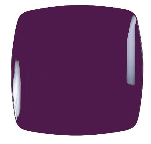 Renaissance 1506-PRP 120-Piece Rounded Square China-Like Plate, 5.5-Inch, Purple, Case of 12