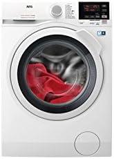 AEG L7WBG841 Independiente Carga frontal A Blanco lavadora ...