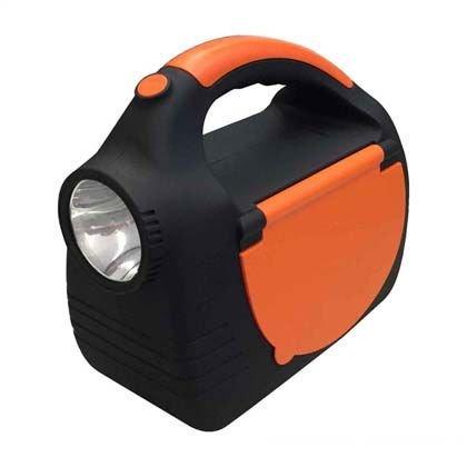 アイガーマルチジャンプスターター ブラック×オレンジ (FCJ30000)   B01DLF2QDY
