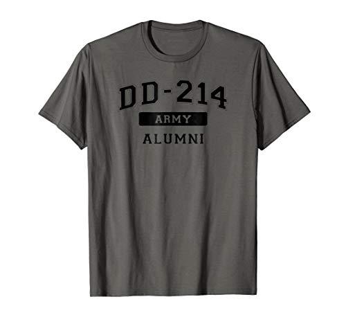 DD-214 US Army Alumni T-Shirt