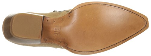 Moto Shootie Mujer NATURAL FRYE Boot Sacha Western 77996 qgawwnF7