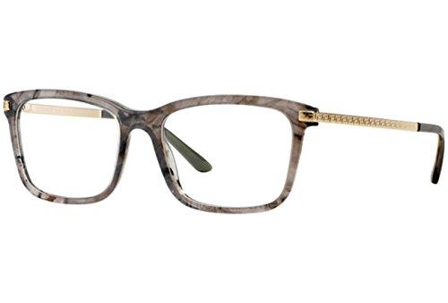Versace VE3210 - Color 5147 Eyeglasses Stripped Grey - New Versace Eyeglasses