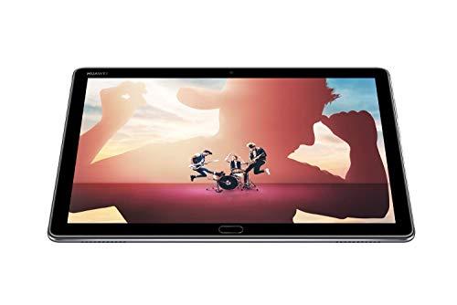 """HUAWEI M5 Lite 10 Mediapad Wi-Fi con Display da 10.1"""", 1920 x 1200 in 16:10, Processore Octacore da 2.4 GHz, Android 8.0, RAM da 3 GB, Memoria Interna da 32 GB, Grigio 2 spesavip"""