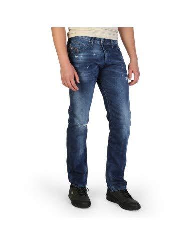 Diesel Belther Men Blue Jeans - Diesel Mens Jeans