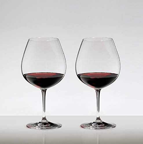 Riedel Vinum Pinot Noir (Burgundy Red) Glasses, Set of 2 by Riedel (Image #3)