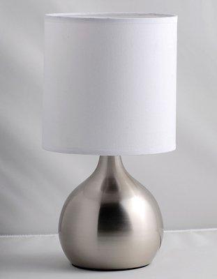 Round base touch lamp: Amazon.co.uk: Lighting
