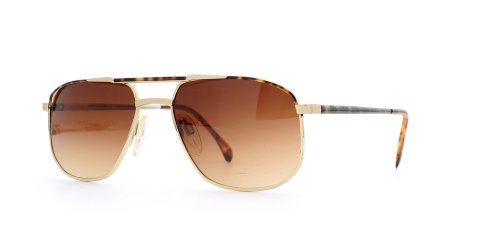 Neostyle Office 184 121 Gold Certified Vintage Aviator Sunglasses For - Sunglasses Neostyle Vintage