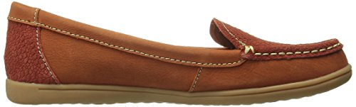 Hush Valper Womens Ryann Claudine Slip-on Dagdriver Mørk Orange