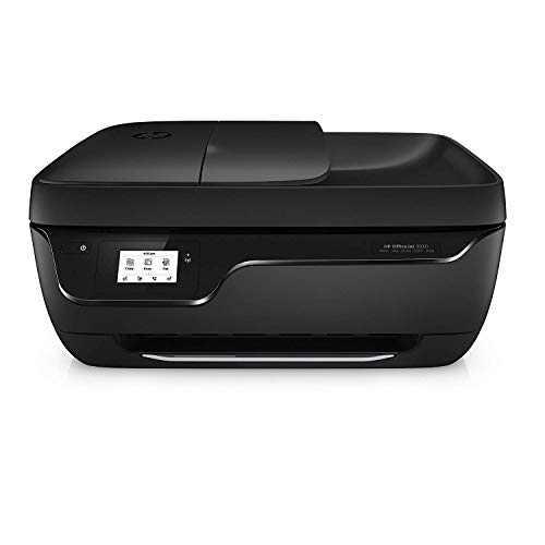 Color Scanner Printer - HP OfficeJet 3830 All-in-One Wireless Printer, HP Instant Ink & Amazon Dash Replenishment ready (K7V40A)