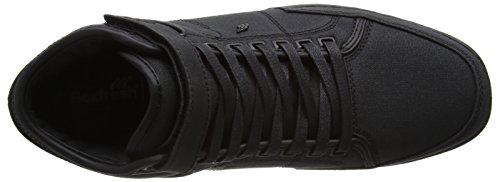 WXD Blk Stivaletto Cnvs Swich Pantofole a Nero Blk BSC Uomo Boxfresh 817E6S6