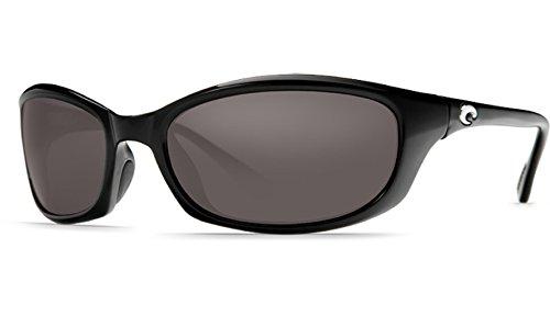 Costa Del Mar HR11 Black Harpoon Aviator Sunglasses Polarise