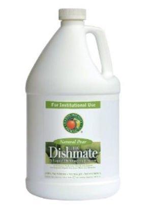 earth-friendly-products-pl9720-04-dishmate-pear-ultra-concentrated-liquid-dishwashing-cleaner-1-gall