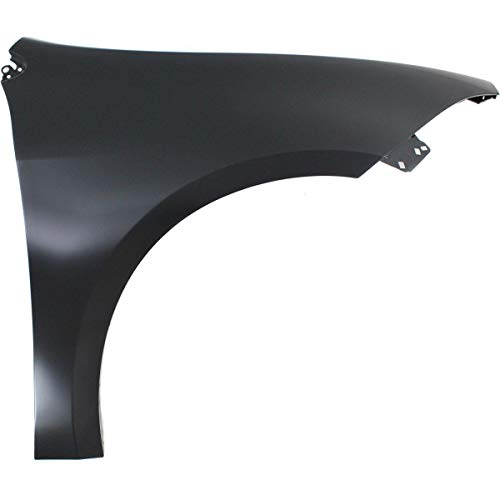 Fender For 2013-2016 Dodge Dart Front Passenger Side Primed Steel