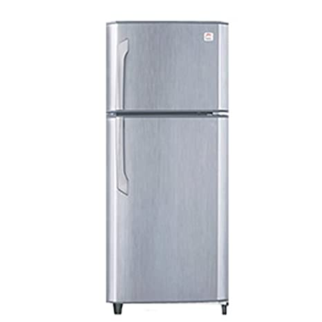 Godrej 231 L 2 Star Frost Free Double Door Refrigerator(RT Eon 231 C 2.4, Silver)