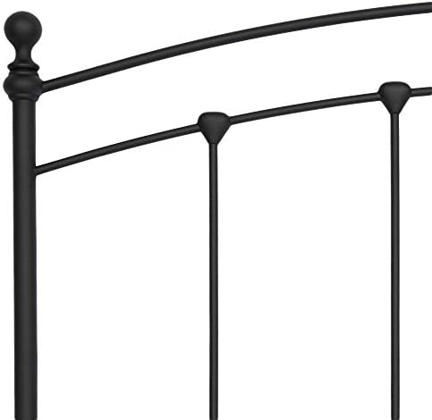 home, kitchen, furniture, bedroom furniture, beds, frames, bases, headboards, footboards,  headboards 11 discount Fashion Bed Group Sanford Headboard, Queen, Matte Black deals