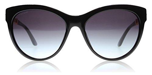 Versace Women's VE4292 Black/Grey - Versace Ladies Sunglasses