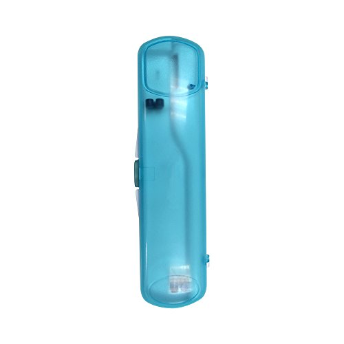 BriteUV Toothbrush Case Sanitizer - Includes Portable Travel Toothbrush Case - FDA Approved and Dentist Recommended