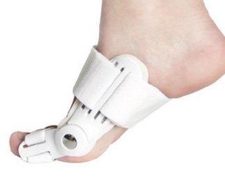 2 opinioni per 2Fit® Flessibile Footful aggiornato alluce valgo correttore alluce Bunion