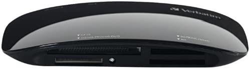 USB 2.0 Black 97705 Size Verbatim USB 2.0 Universal Card Reader