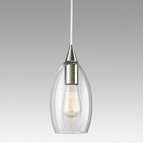 Oval Shade Pendant Light - 3