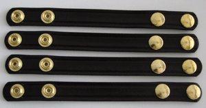 brass belt keepers - 8