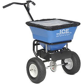 Ice Buster Walk-Behind Salt Spreader by Ice Buster