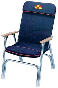 Garelick/Eez-In 35029-62:01 EEz-In Designer Series Padded Deck Chair ()