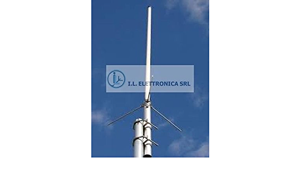 COLLINEARE BIBANDA ANTENA UHF/VHF COMTRAK X-30 N 874069