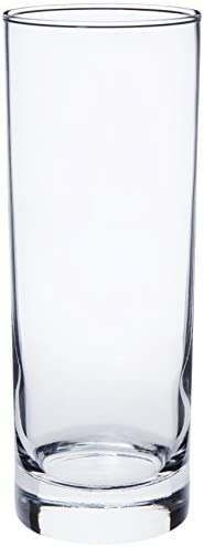 Libbey 16 Ounce Midtown Cooler Glass Clear 4 Piece Libbey Glassware Highball Glasses