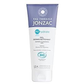 Eau thermale jonzac gel dermonettoyant visage 200 ml – cosmetique bio