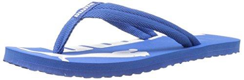 PUMA Herren Epic Flip V2 Athletic Sandale Türkischer Sea-Puma Weiß