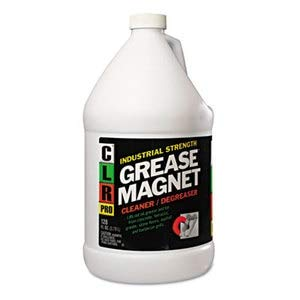 CLR PRO Grease Magnet, 1Gal Bottle by Clr