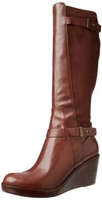 Amazon.com | Cole Haan Women's Fulton Boot, Chestnut, 11 B