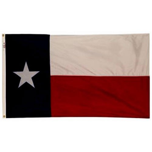 Annin 3-foot x 5-foot NYL-GLO Texas State Flag