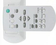 Premium Quality Generic Universal Compatible Replacement Projector Remote Control Fit For SONY Projector VPL-SW526C Brand New 1 Year Warranty by World of Remote Controls
