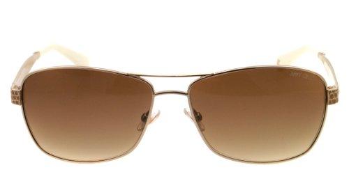 30108bcf12b3 Jimmy Choo Sunglasses - Cris S   Frame  Light Gold Lens  Brown ...