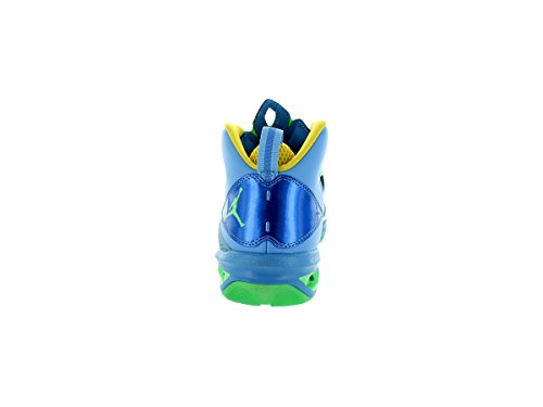 Nike Mens Jordan Melo M9 Basket Skor 415-unvrsty Bl / Psn / Vvd Bl-bltz