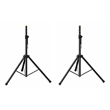 Hercules Stands Hercules SS200BB Speaker Stand Pair with Bag: Amazon.es: Instrumentos musicales