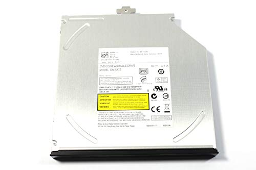 Genuine Dell Slimline Slim CD/RW DVD/RW CD/DVD ± RW SATA Burner Internal Optical Drive For Latitude E6410, E6400, E6500, E6510 and Precision Mobile WorkStation M2400, M4400 Systems. Compatible Part Numbers: XX243, N245K, DU-8A2S, DU-8A3S, F040J, V42F8, 53T72 (Dell Laptop Dvd Burners)