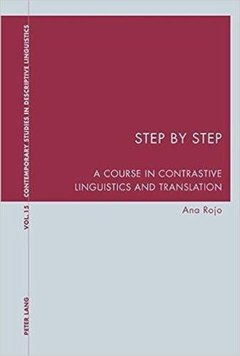 Step by Step (Contemporary Studies in Descriptive Linguistics)